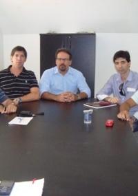 Ex-zagueiro Wilson Gottardo (1º à esquerda) será técnico do Villa Nova