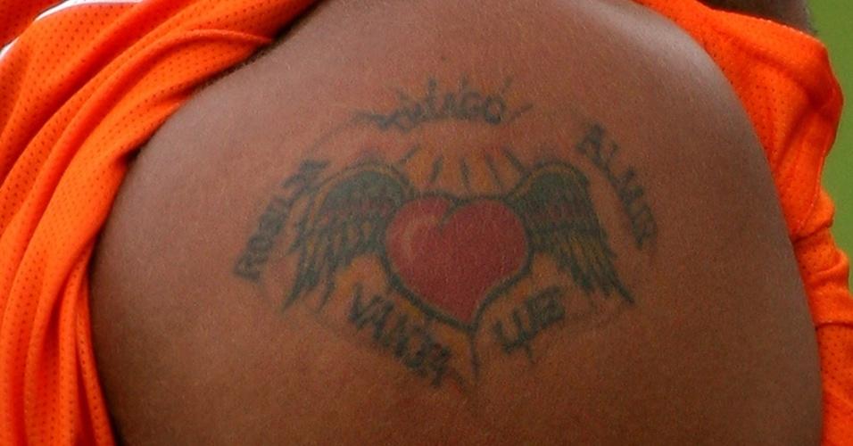 Tatuagem do Adriano