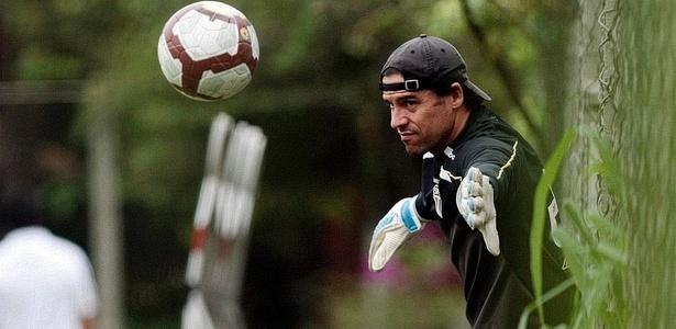 Bosco foi companheiro de Ceni no São Paulo por seis anos: entre 2005 e 2011 - Gaspar Nóbrega/VIPCOMM
