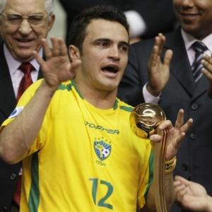 5e061d467e Futsal  A equipe brasileira vai com o time principal para buscar o seu  terceiro título no torneio. Esta é a terceira participação da modalidade  nos Jogos.