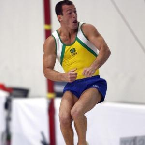 Para chegar à medalha de ouro, Hypolito se classificou no solo com as melhores notas