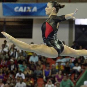 Após quase dois anos afastada, Jade Barbosa está de volta à seleção brasileira de ginástica
