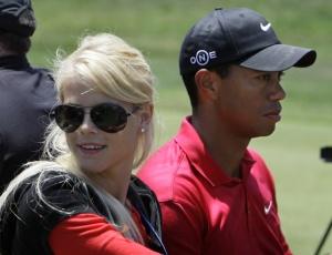 Mulher de Woods, Elin Nordegren estaria decidida a se divorciar do golfista, com quem tem dois filhos