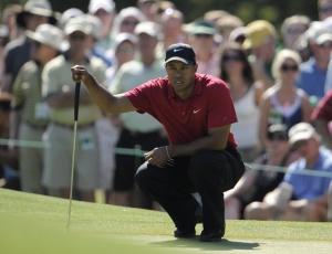 Woods ainda não retomou suas grandes atuações