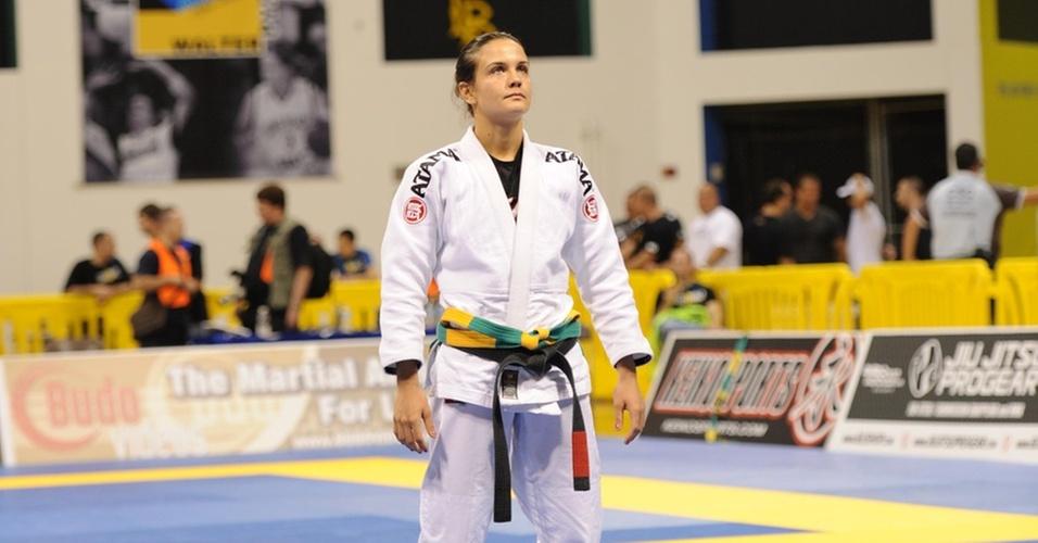 Kyra Gracie assume responsabilidade de embaixadora das lutas entre as mulheres