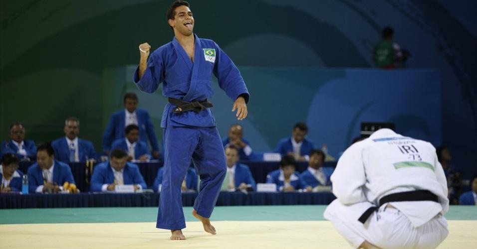 Leandro Guilheiro foi medalhista de bronze nos Jogos Olímpicos de Pequim-2008