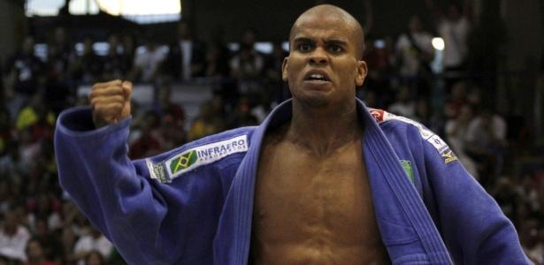 Com a derrota, judoca ficará atrás de Tiago Camilo no ranking da FIJ para Londres-2012
