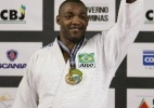 Sem Riner e Rafael, Walter Santos é prata no Grand Slam de Paris - Divulgação