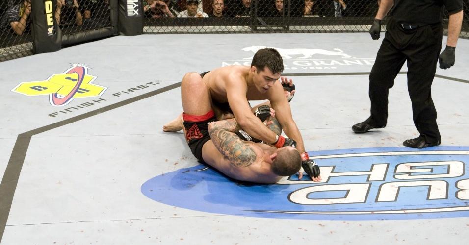 Lyoto Machida vence Thiago Silva