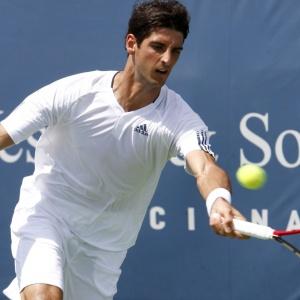 Tenista brasileiro Thomaz Bellucci falha na estreia do último torneio antes do Aberto dos EUA