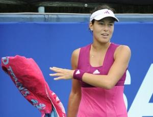 Ana Ivanovic tinha 3 a 1 no retrospecto contra Bartoli, mas perdeu em dois sets pela 2ª rodada