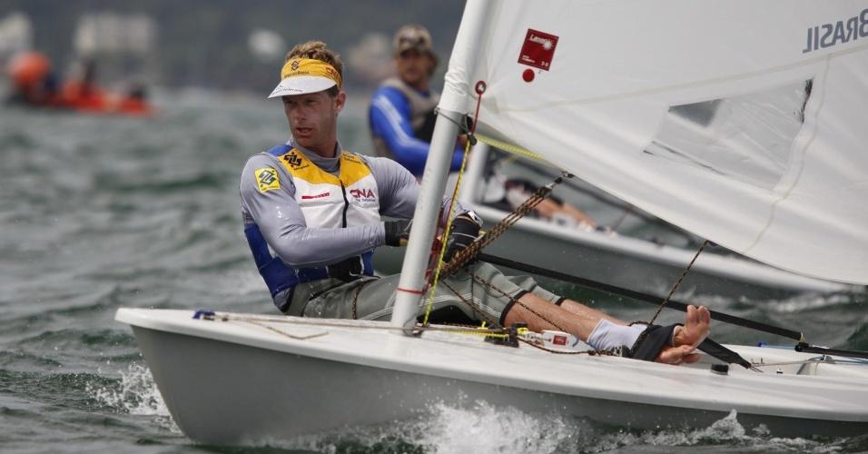 Robert Scheidt conquista medalha de bronze no Campeonato Centro Sul-Americano da Classe Laser