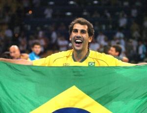 Bicampeão olímpico como jogador, Maurício inicia agora sua carreira de dirigente de um clube de elite