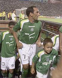 Na volta ao Palmeiras 39e438326fc74