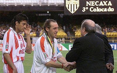 UOL Esporte - Mundial de Clubes 2000