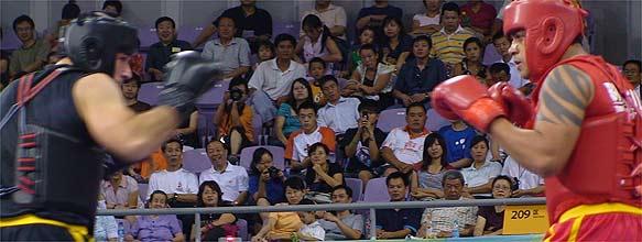Em exibição durante os Jogos, Kung Fu é sucesso de público